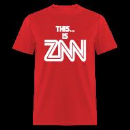 T-Shirts ~ Men's T-Shirt ~ Jordan Zimmermann be the Dope Spin