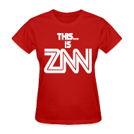 Women's T-Shirts ~ Women's T-Shirt ~ Jordan Zimmermann be the Dope Spin