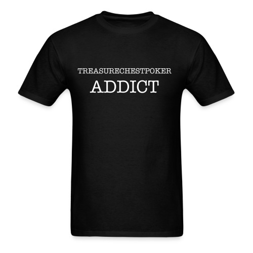 Mens ADDICT - Men's T-Shirt