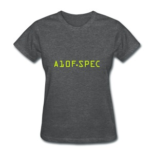 A10F-SPEC Tee for Her - Women's T-Shirt