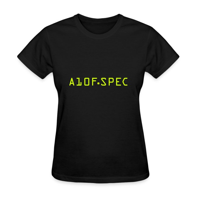 A10F-SPEC Tee for Her