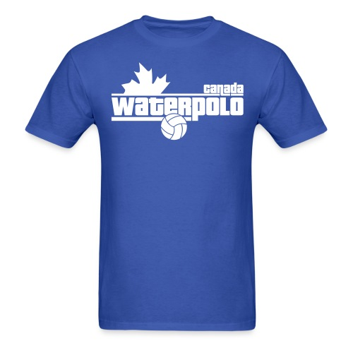 Waterpolo Canada t-shirt - Men's T-Shirt