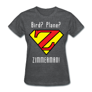 Women's T-Shirts ~ Women's T-Shirt ~ Super Zimmerman