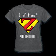 T-Shirts ~ Women's T-Shirt ~ Super Zimmerman