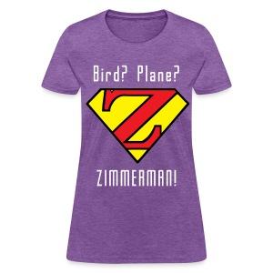 Super Zimmerman - Women's T-Shirt