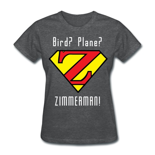 Super Zimmerman - Women's T-Shirt