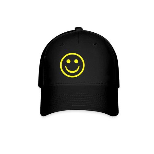 smile+delete - Baseball Cap