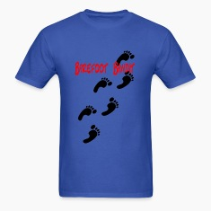Free The Bare Fool Bandit 5 Royal Blue  Short Sleeve T-Shirt