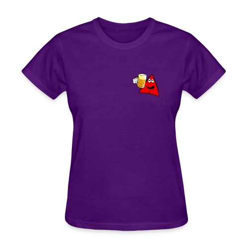 NEW! Sneables ladies character tee - Women's T-Shirt