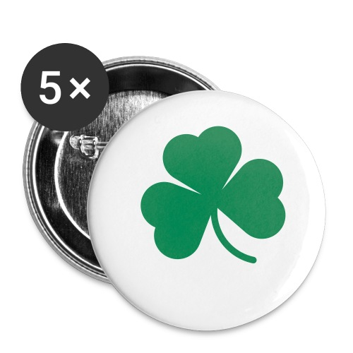 Luck - Large Buttons