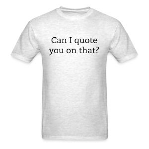 Professional Writer - Men's T-Shirt