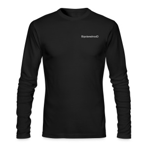 Men's Long Sleeve Shirt - Men's Long Sleeve T-Shirt by Next Level