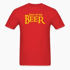 Red lord of the beer T-Shirts