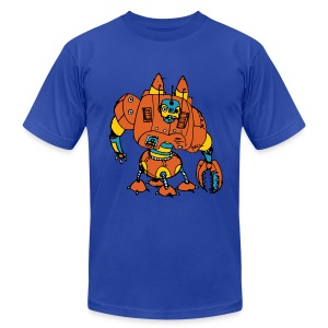 Mega Clawbot - Men's T-Shirt by American Apparel
