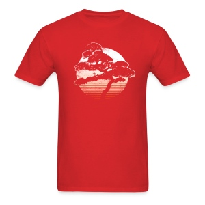 Bonsai Sunrise - Men's T-Shirt