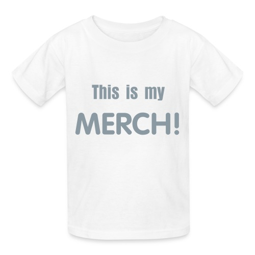 Merch Kids T-SHIRT! - Kids' T-Shirt