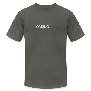 Lagging! - Men's Fine Jersey T-Shirt