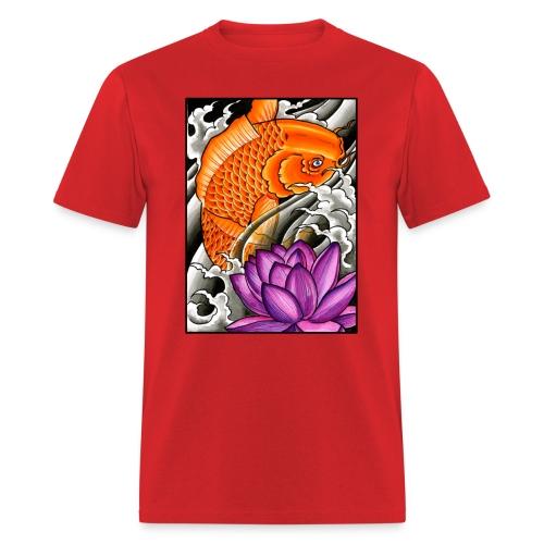 Koi 2 - Men's T-Shirt