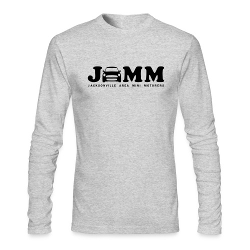 Men's Long Sleeve T-Shirt by Next Level - sunshine,MINI Cooper,MINI,Jacksonville,JAMM