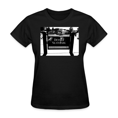 Denver Skatepark - Women's T-Shirt