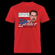 T-Shirts ~ Men's T-Shirt ~ Worst. Announcer. Ever.