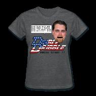 T-Shirts ~ Women's T-Shirt ~ Worst. Announcer. Ever.