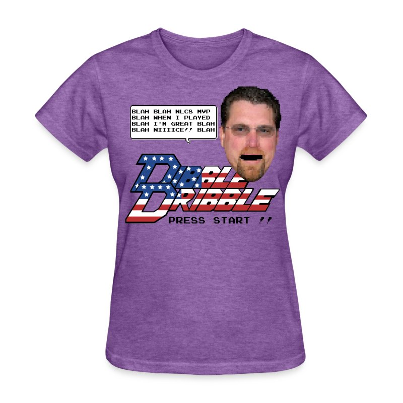 Worst. Announcer. Ever. - Women's T-Shirt