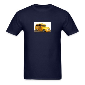 TSO - School Bus - Men's T-Shirt