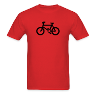 T-Shirts ~ Men's T-Shirt ~ TSO - Bike Tee