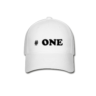 Sportswear ~ Baseball Cap ~ TSO - # One Hat