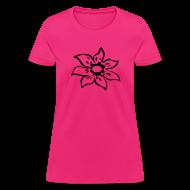 Women's T-Shirts ~ Women's T-Shirt ~ TSO - Flower Tee