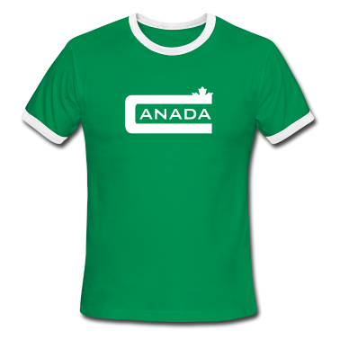 Chocolate/tan C is for Canada T-Shirts