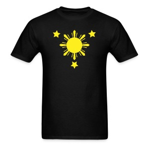 Men's 3 Stars and a Sun - Men's T-Shirt