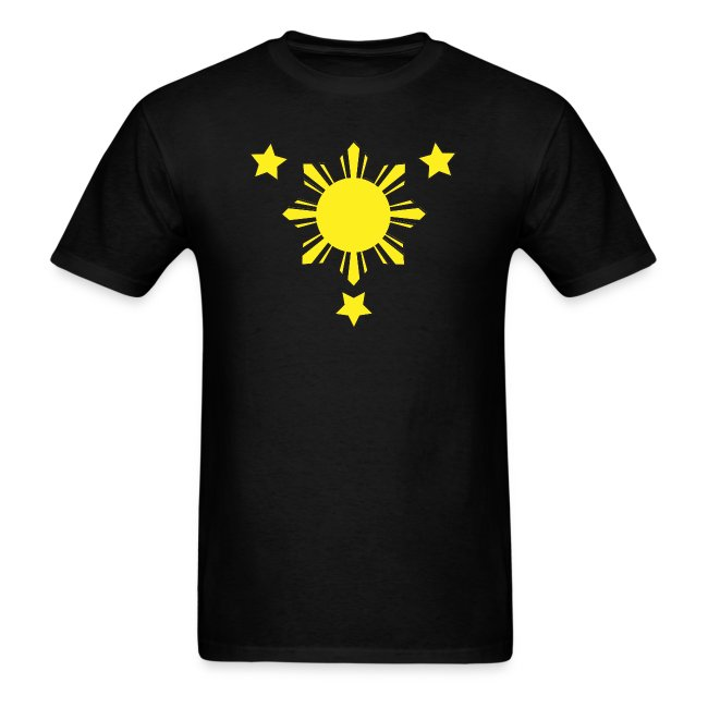 Men's 3 Stars and a Sun