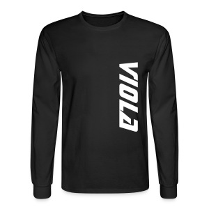 Viola - Men's Long Sleeve T-Shirt