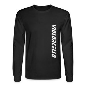 Violoncello - Men's Long Sleeve T-Shirt