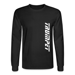 Trumpet - Men's Long Sleeve T-Shirt