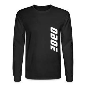 Oboe - Men's Long Sleeve T-Shirt