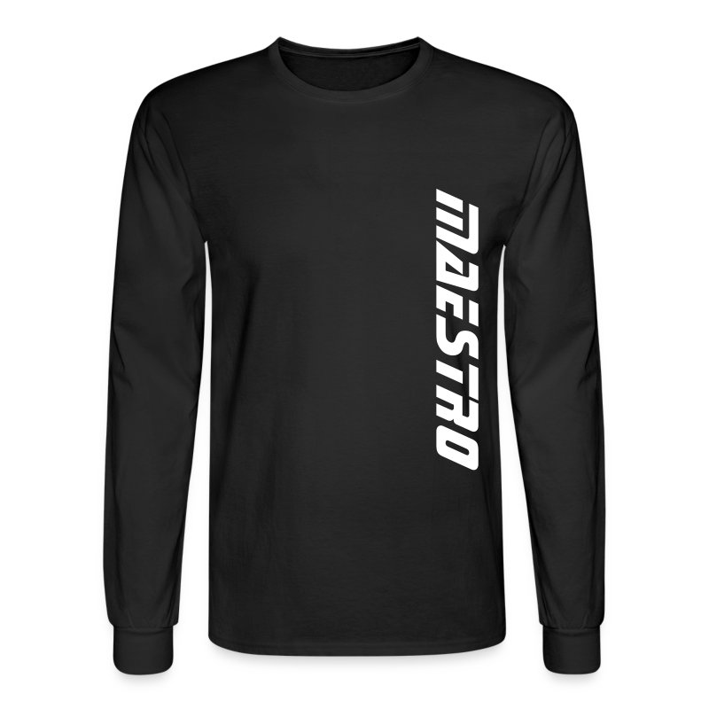 Maestro - Men's Long Sleeve T-Shirt
