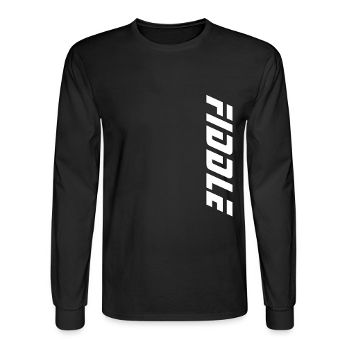 Fiddle - Men's Long Sleeve T-Shirt