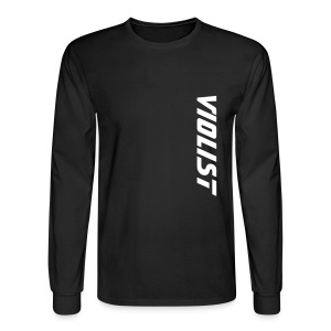Violist - Men's Long Sleeve T-Shirt