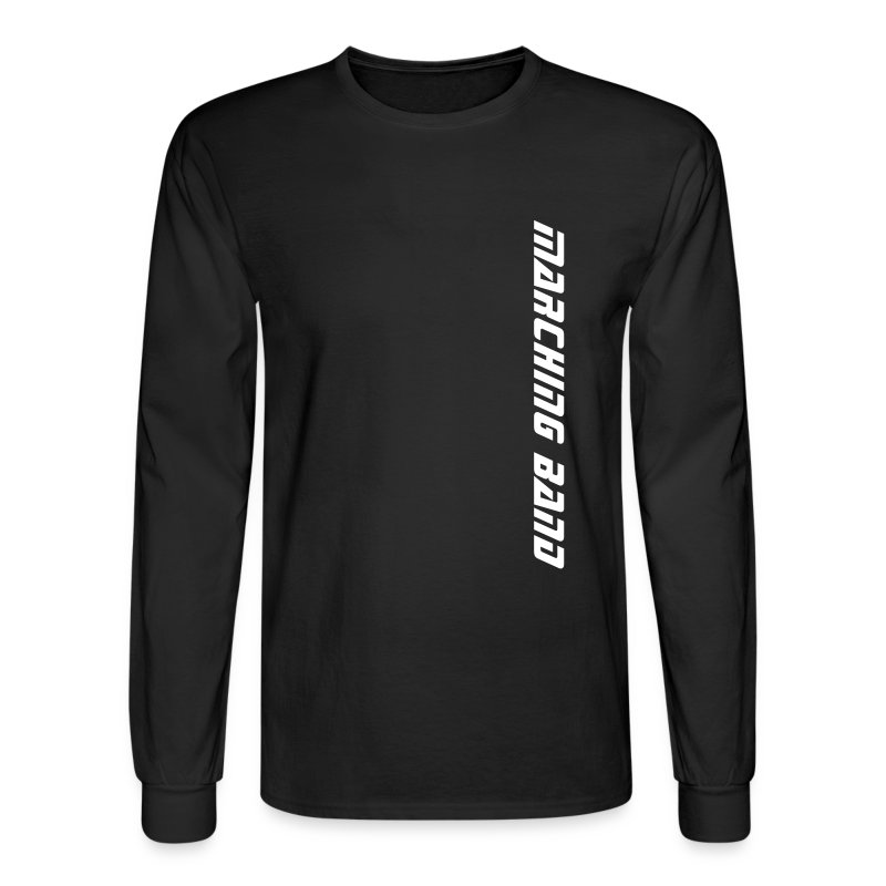 Marching Band - Men's Long Sleeve T-Shirt