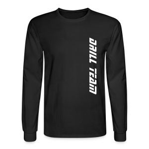 Drill Team - Men's Long Sleeve T-Shirt