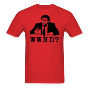 What Would Norm Do Men's Standard Weight T-Shirt - Men's T-Shirt