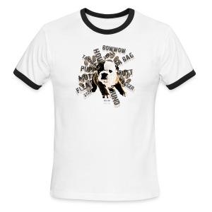 BOW WOW - Men's Ringer T-Shirt