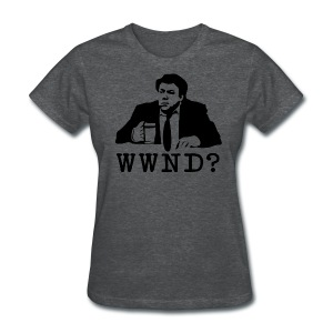 What Would Norm Do Women's Standard Weight T-Shirt - Women's T-Shirt