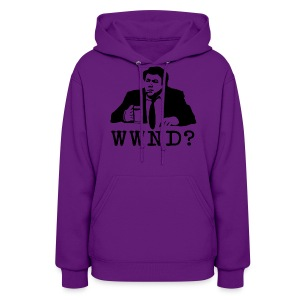 What Would Norm Do Women's Hooded Sweatshirt - Women's Hoodie