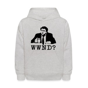 What Would Norm Do Kid's Hooded Sweatshirt - Kids' Hoodie