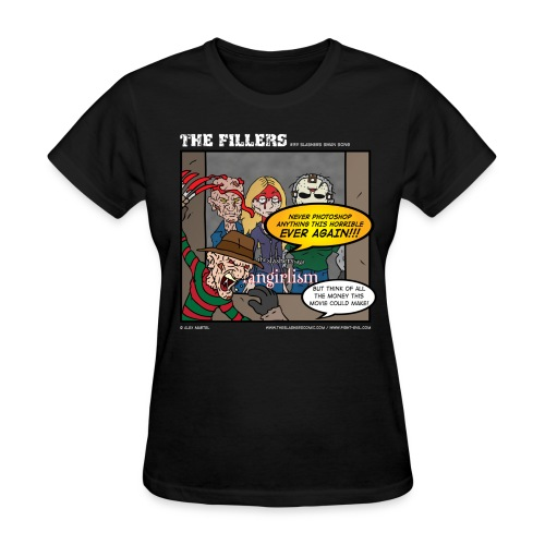 The Slashers #33 Shirt Women - Women's T-Shirt