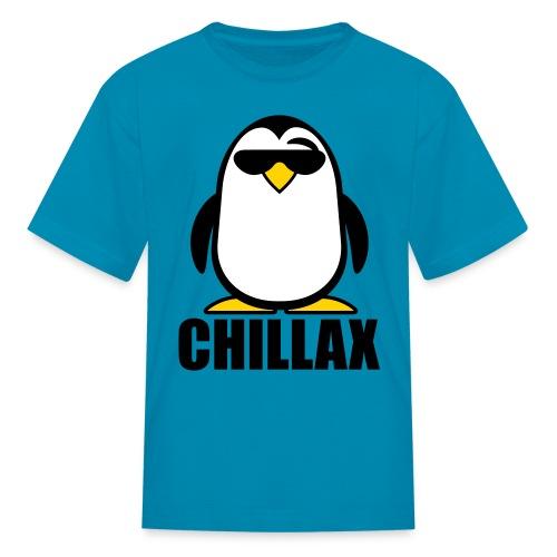 Girls Shirt - Chillax - Kids' T-Shirt